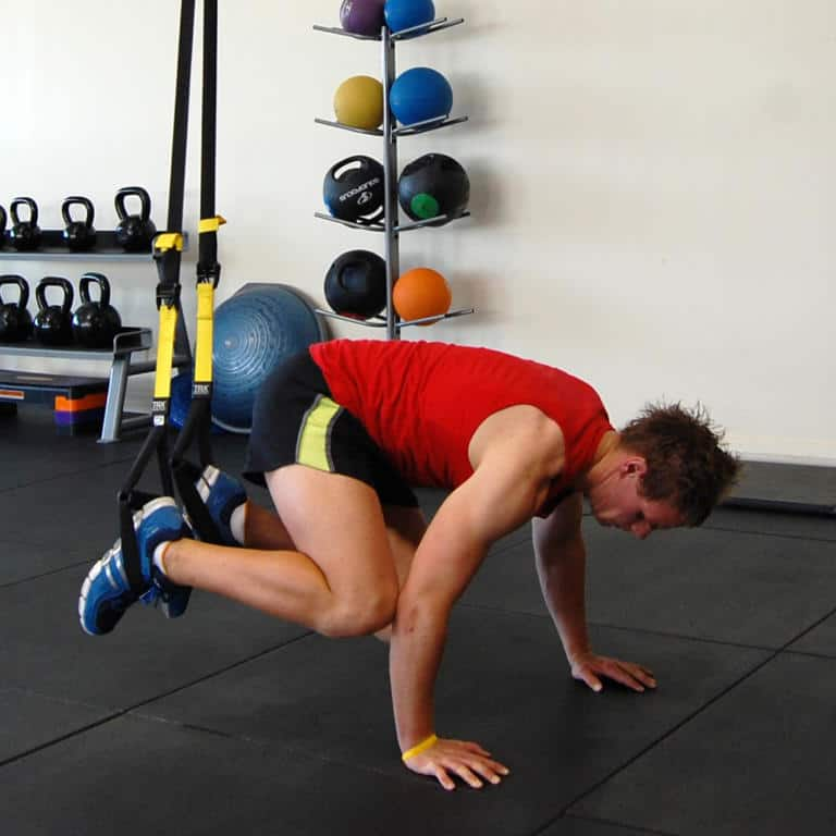 TRX Atomic Push Up